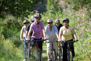 Radfahren Rottal